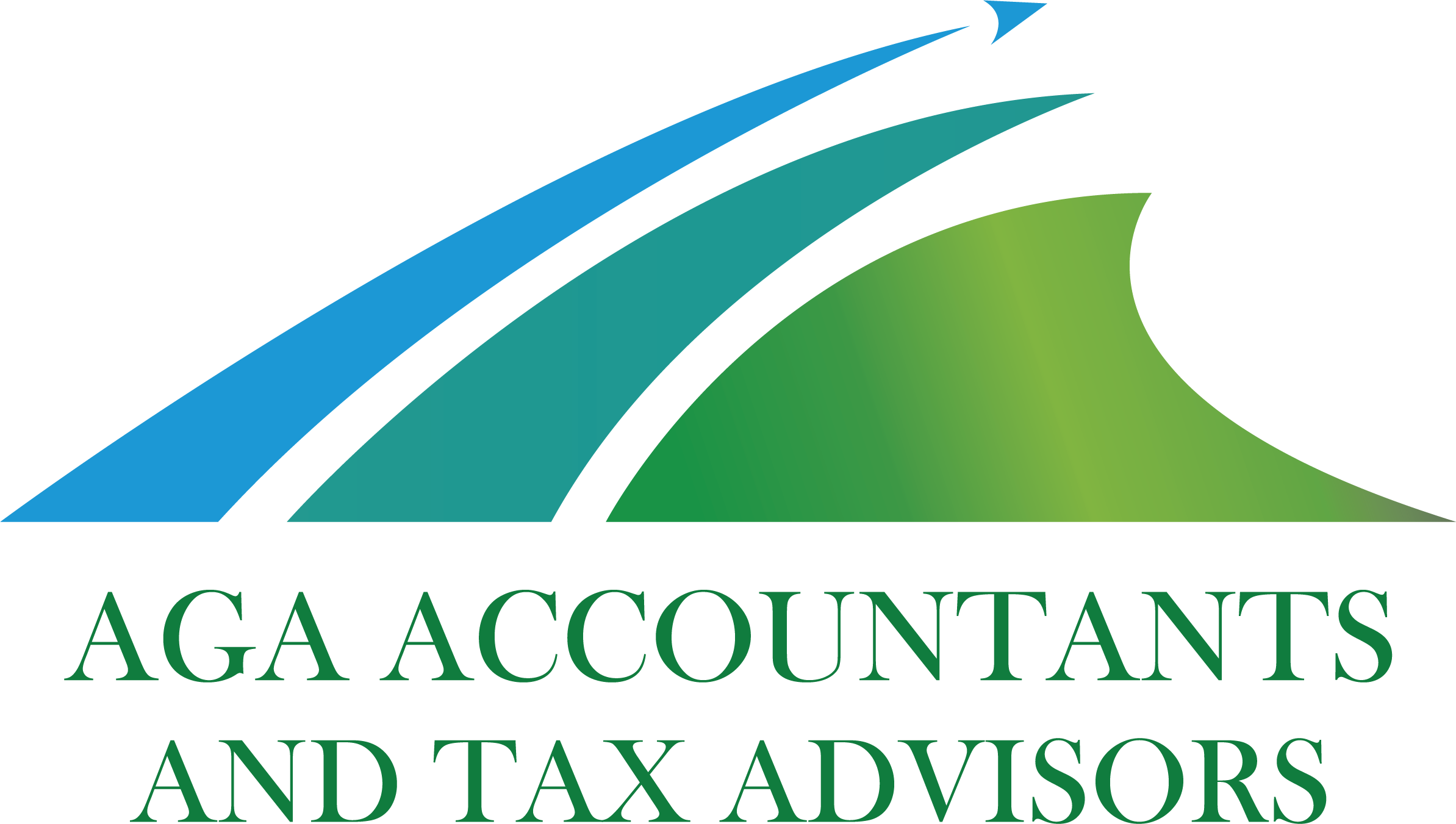 AGA Accountants – Harrow – Aylesbury Logo